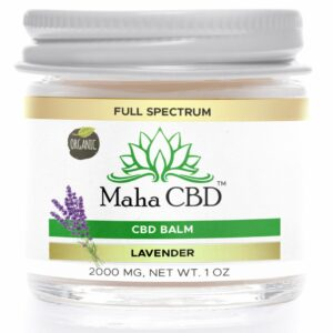 CBD Balm - MahaCbd